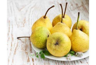 Santé : les vertus cachées des poires