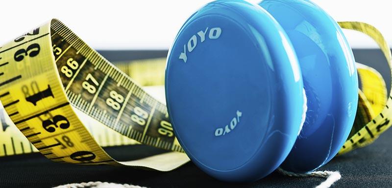 Régime « yoyo » et risques après la ménopause