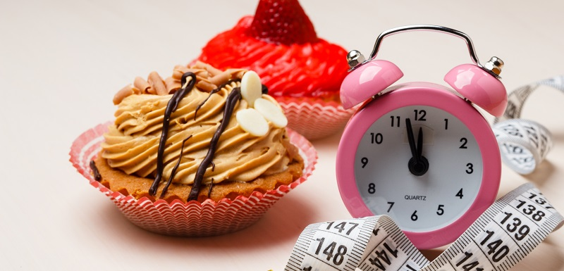 Prise de poids et cycle de la journée
