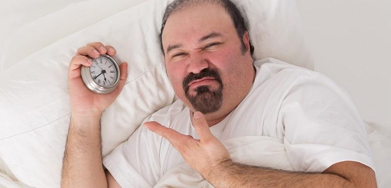 tour de taille-influence du temps de sommeil