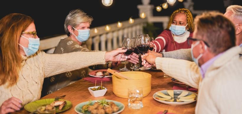 Comment concilier repas de fête et perte de poids ?